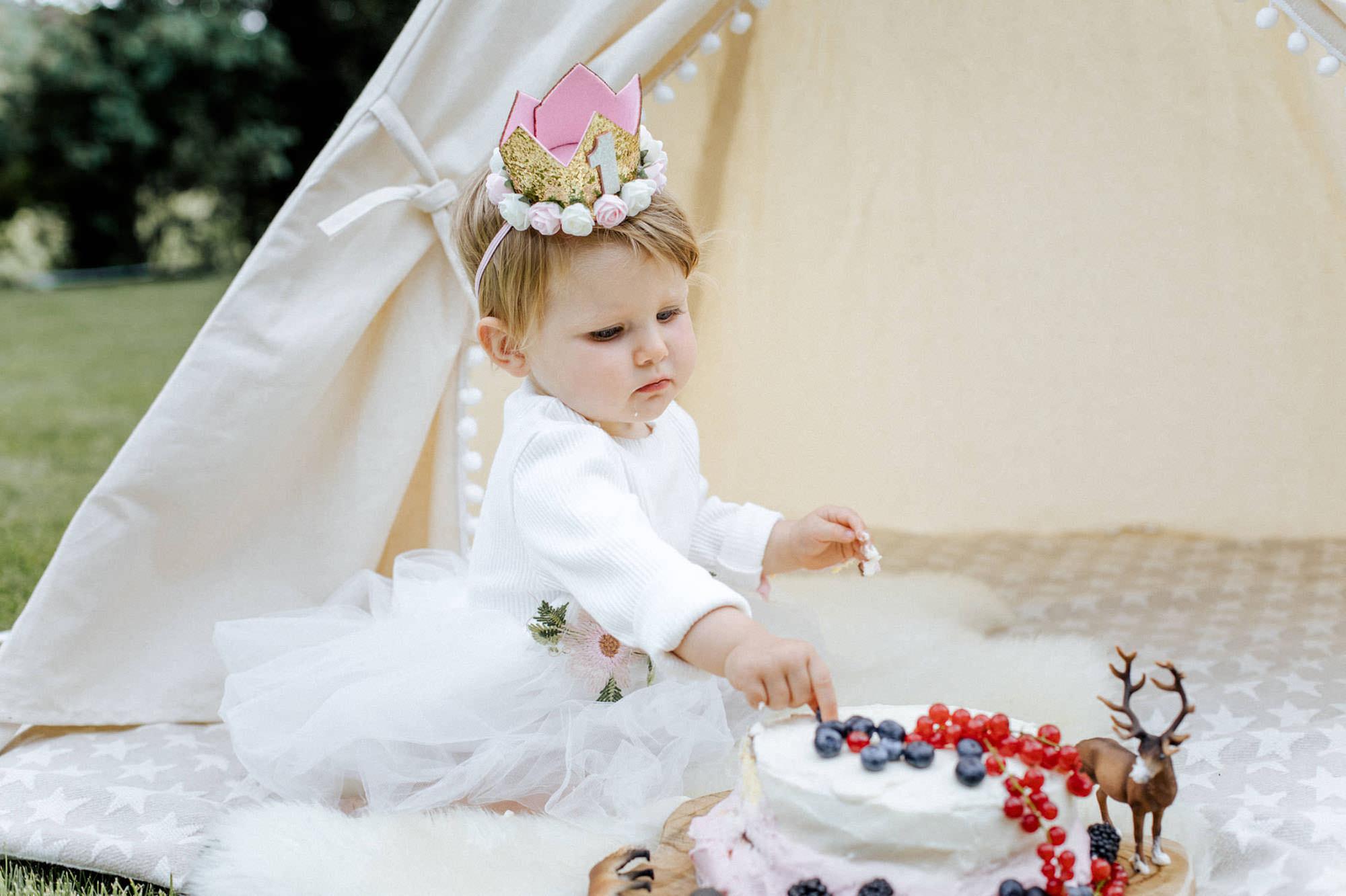 Cakesmash-Shooting-Josefins erster Geburtstag